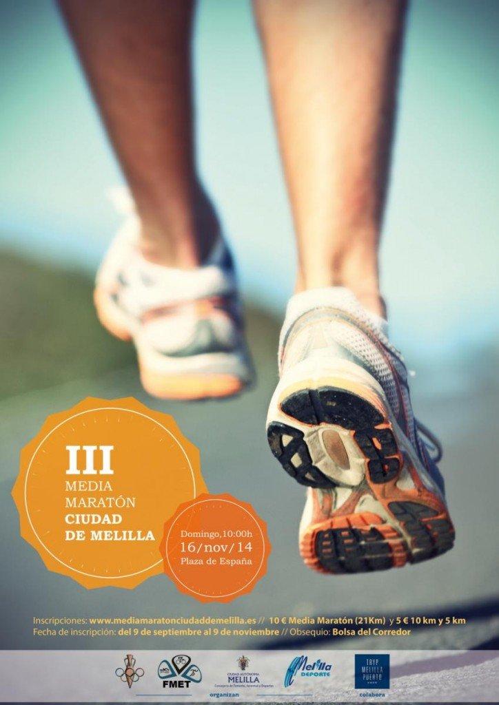 Cartel_III_Media_Maraton_Ciudad_de_Melilla_2014_Large