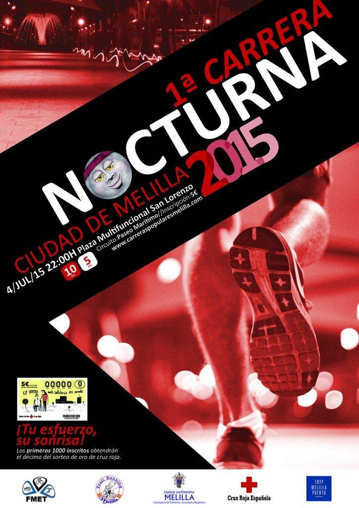 I carerrera Nocturna 2015