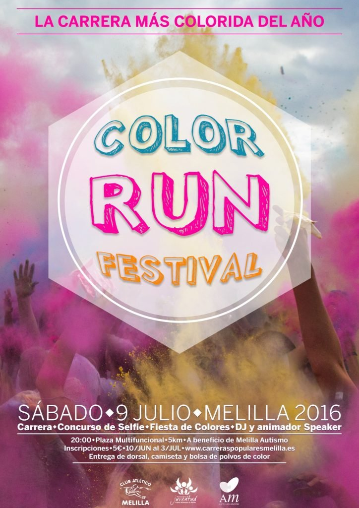Color Run festival 2016