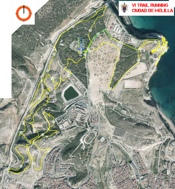 Recorrido VI Trail Running