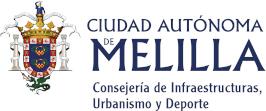 Consejería de Infraestructura, Urbanismo y Deporte de la Ciudad Autónoma de Melilla